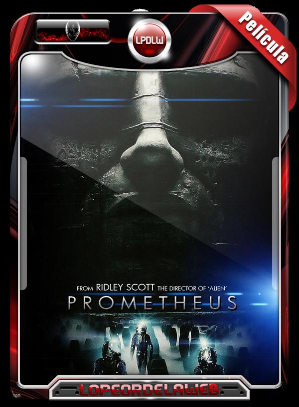 Prometheus (2012) | Prometeo 720p H264 Dual Mega
