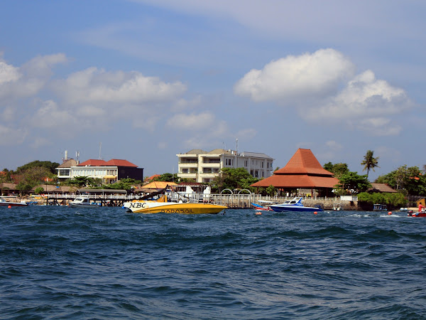 Tanjung Benoa, Pulau Penyu dan Tragedi Parasailing