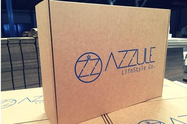 cajas para el sector de lujo