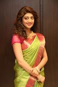 pranitha glam pics in saree-thumbnail-6