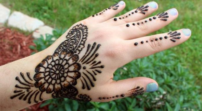 Kids Mehndi Designs Hands