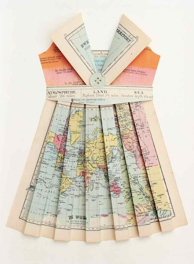 inspiring creativity kates creative space cartographers guide to dress making