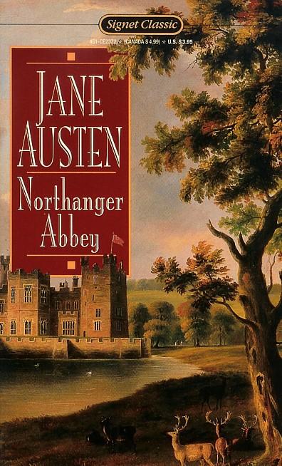 Northlander Abbey By Jane Austen Critical Essays