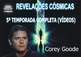 Resultado de imagem para Corey Goode: REVELAÇÕES CÓSMICAS - 1ª TEMPORADA COMPLETA (VÍDEOS)