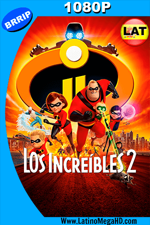 Los Increibles 2 (2018) Latino HD 1080P ()