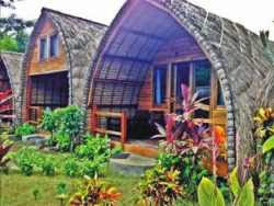 Hotel Bintang 3 di Lombok - Cotton Tree Cottages
