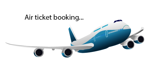 Air Ticket Booking System -Java Projects
