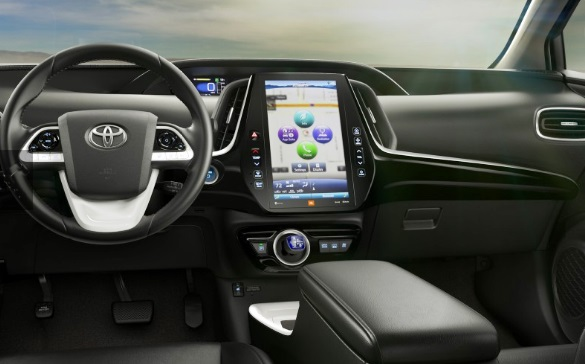 2018 toyota prius interior. contemporary 2018 toyota prius prime 2018 reviews specs price throughout toyota interior