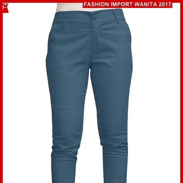 ADR005 Celana Grey Blue Panjang Chino Import BMGS
