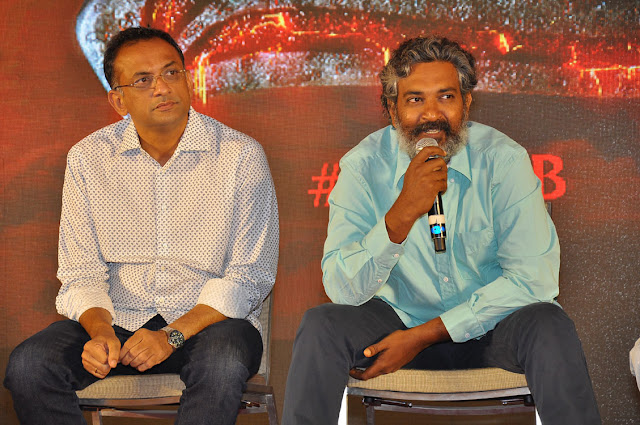 bahubali 2 press meet photos news