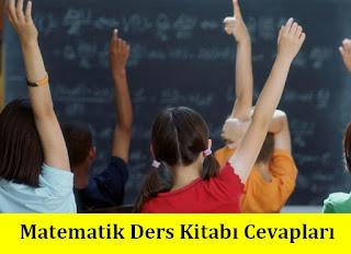 1. Sınıf MHG Yayınları Matematk Ders Kitabı Cevapları