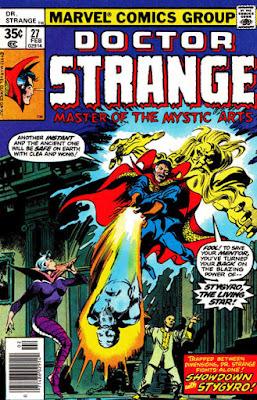 Doctor Strange #27, Stygyro