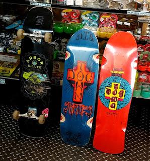 大きめドックタウンスケートボードがサーファーやスノーボーダーにお勧め