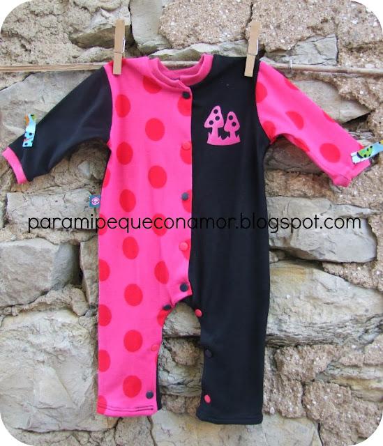 2e9c8cc45e Para mi peque con amor  Pijamas para bebé recién nacido (referencia ...