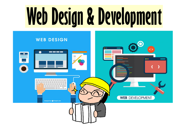 The Techy Hub, web design, web development