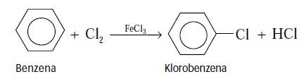 Struktur Benzena
