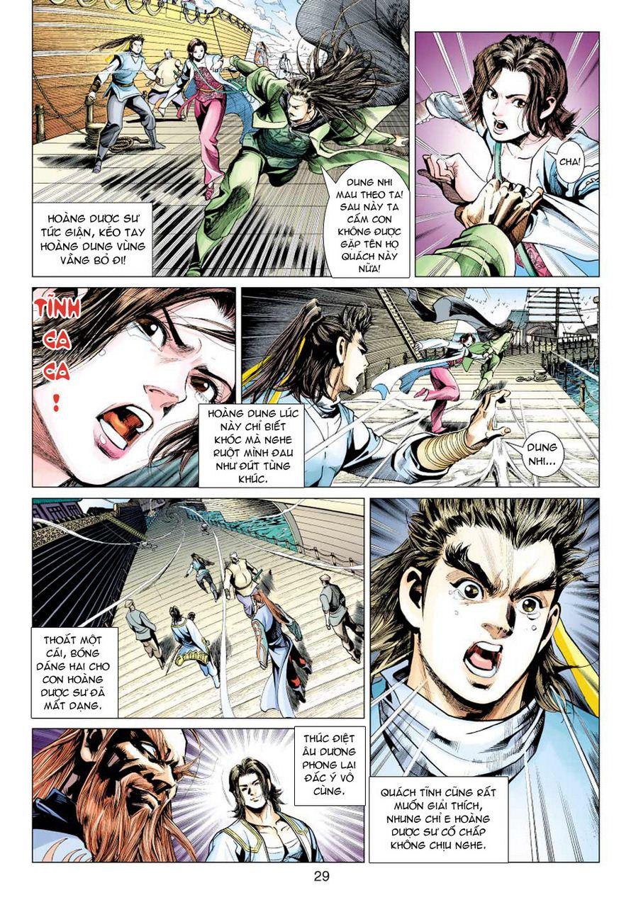 Anh Hùng Xạ Điêu anh hùng xạ đêu chap 49 trang 29