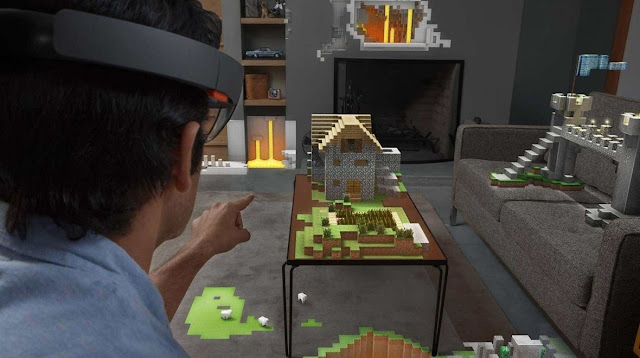 The Future of Android Games, Virtual Reality & Augmented Reality