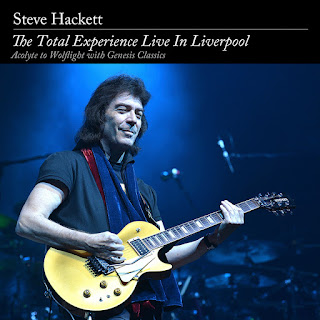 Steve Hackett - Wolflight (live in Liverpool)