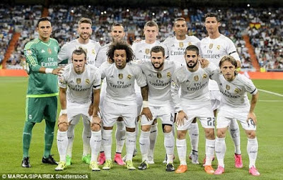 Real Madrid is now the World's highest earning club
