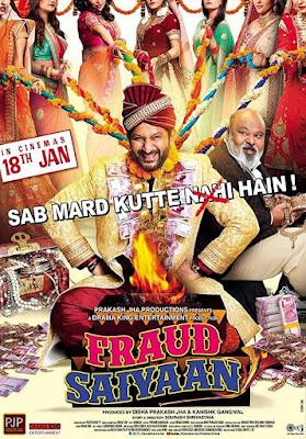 Poster Fraud Saiyyan 2019 Hindi HD 720p