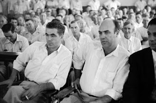 us slave emmett till more than a murder on one hand the 54 year old white delta storeowner is sick of questions about the 14 year old black youth he and his half brother j w milam