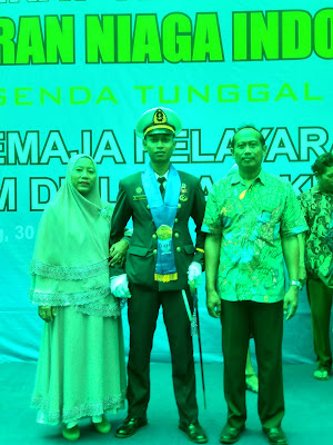 Doc. Wisuda Perwira Remaja Pelayaran Niaga Indonesia Akademi Pelayaran Niaga Indonesia (AKPELNI) Semarang
