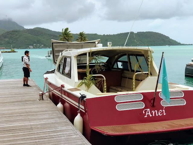 環遊世界|大溪地航空 VT426 Bora Bora → Papeete 飛行紀錄 (ATR72)