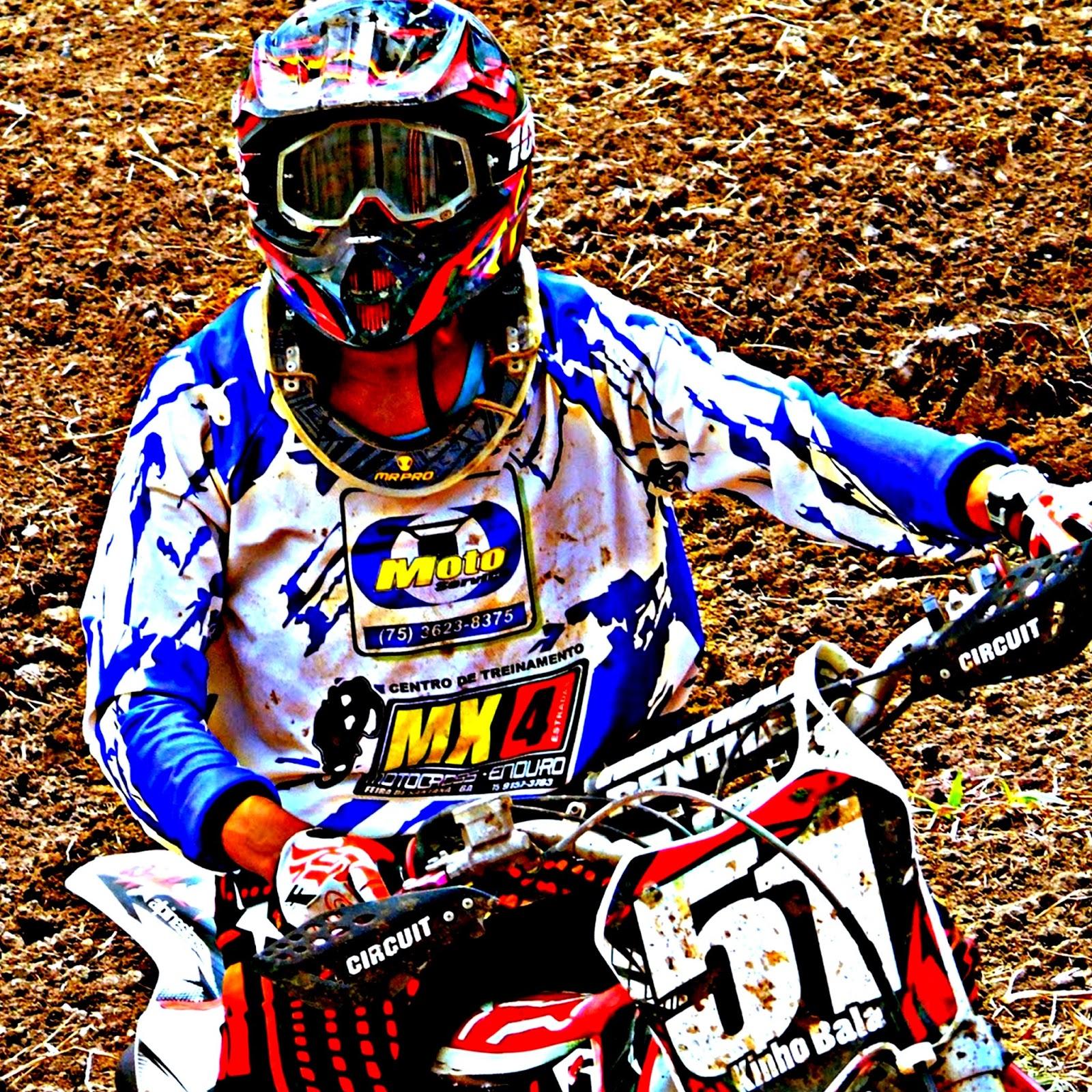 Resultado de imagem para Kinho Bala motocross