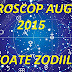 Horoscop august 2015 - Toate zodiile