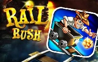 Rail Rush Games