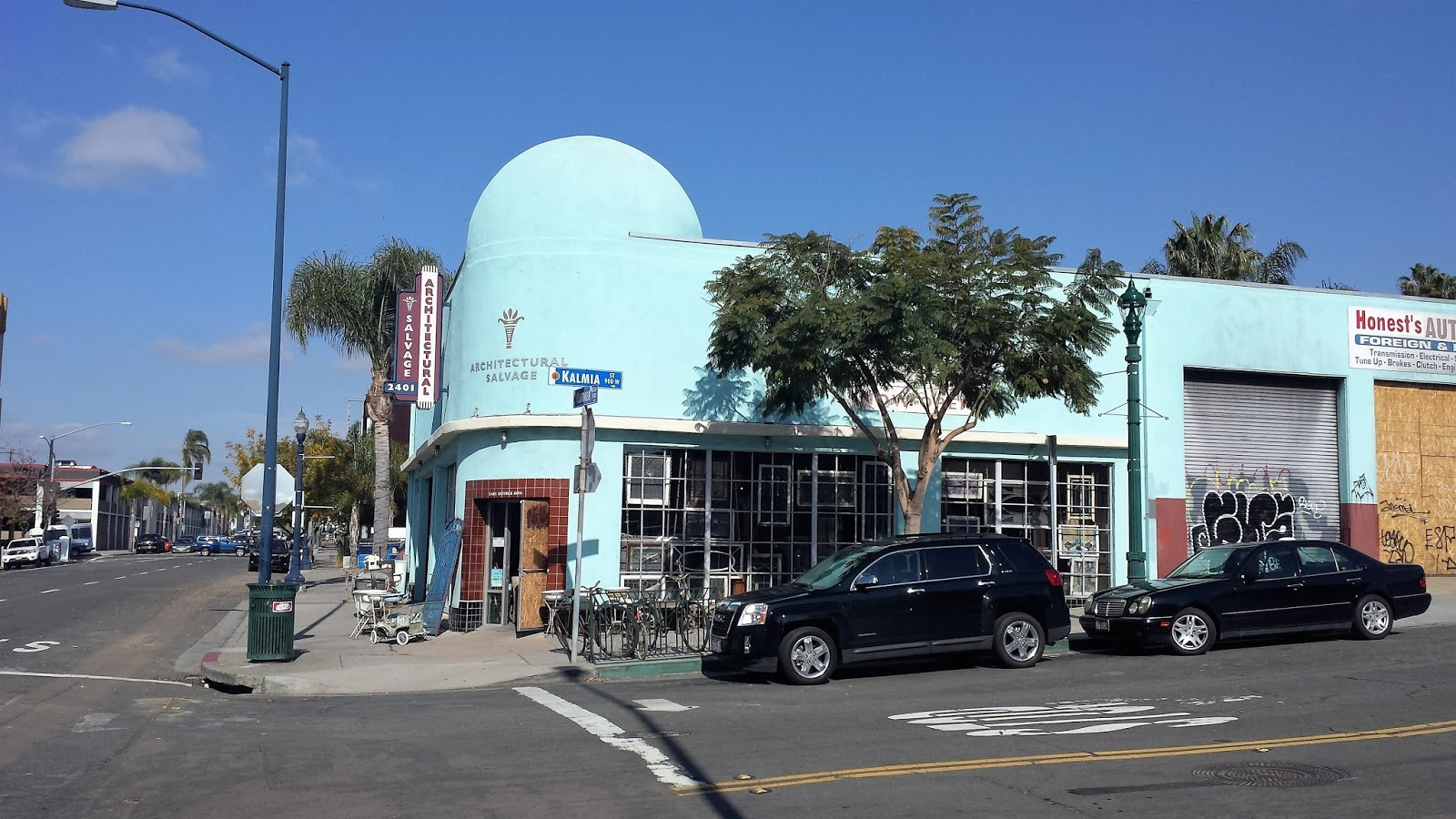 My vintage journeys a vintage shop in little italy san diego for Architectural salvage san francisco