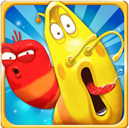 Larva Heroes Lavengers 2019 Mod Apk Unlimited Coin Gold and Candy