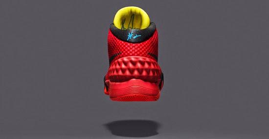 best service 3bce4 63d83 Nike Kyrie 1 Bright Crimson Volt Purple