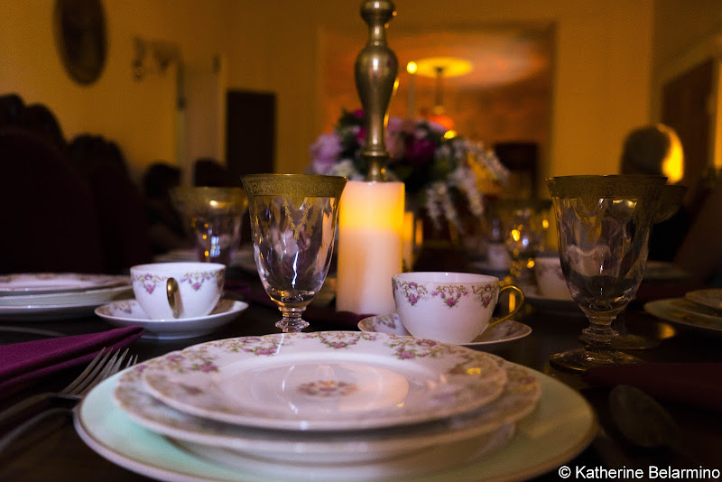 Sanguinetti House Museum Dining Room Things to Do in Yuma History