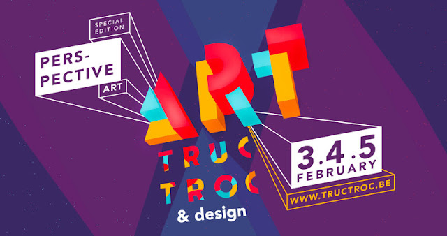 Art Truc Troc - Bozar Brussels - BenHeineArt