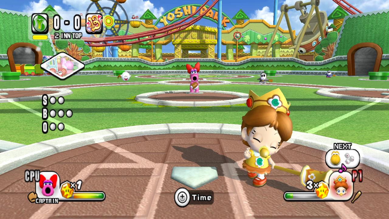 Perfil Baby Daisy Nintendo Blast