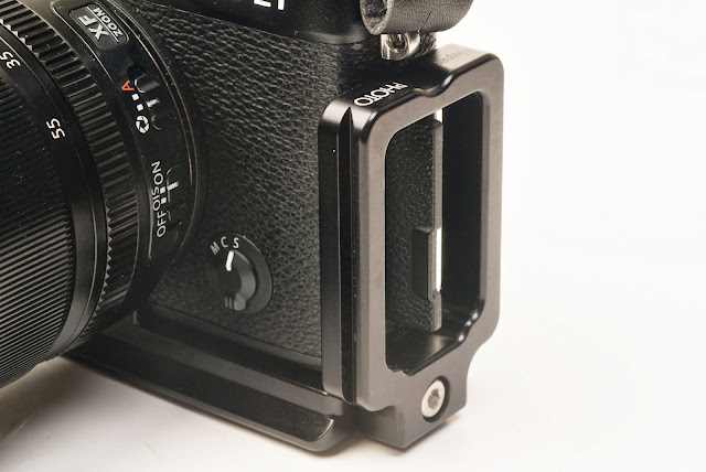 Hejnar Photo Modular L Bracket for Fuji X-E1 overview