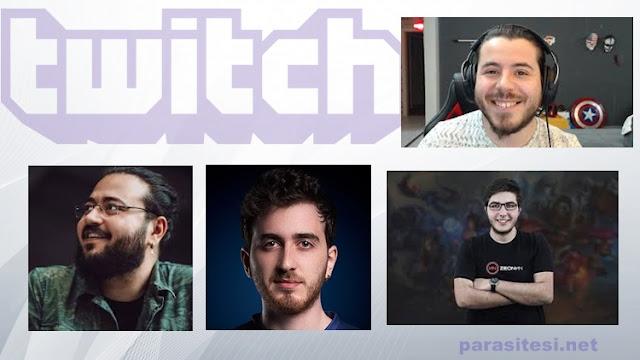 twitch yayıncıları kaç para kazanıyor