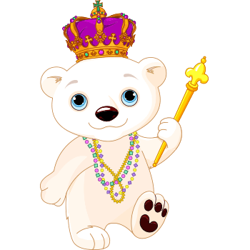King Polar Bear