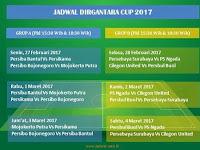 Jadwal Dirgantara Cup 2017 Hasil Skor Dan Klasemen Pertandingan