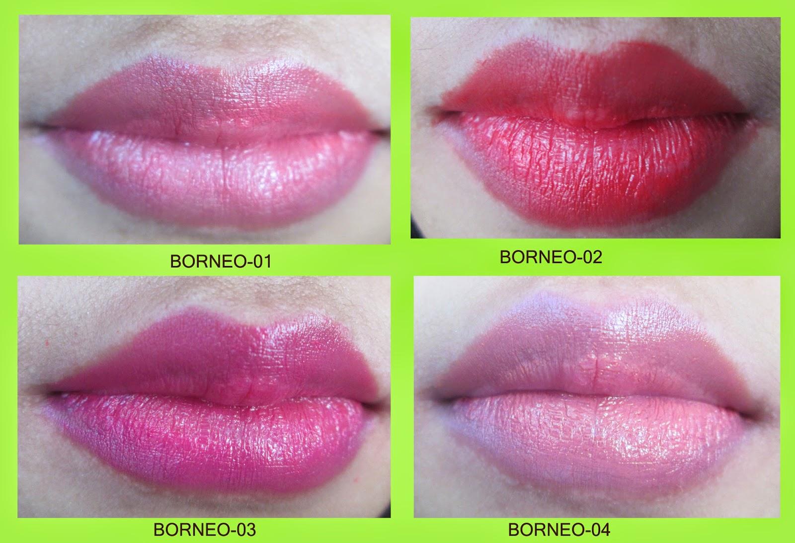 Sariayu Color Trend 2014 Inspirasi Borneo (Lipstick