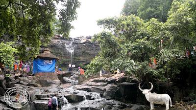 ghatarani waterfall
