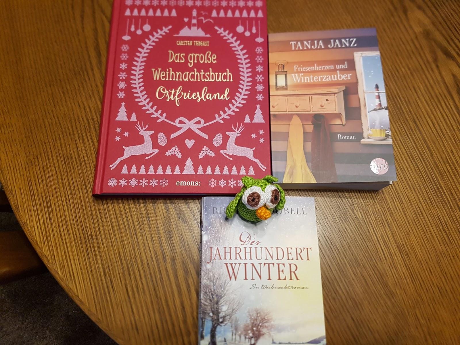 Henriette empfiehlt: Weihnachts- und Winterbücher - Carsten Tergast ...