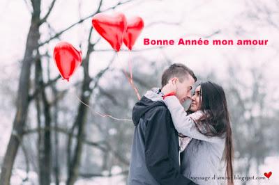 Bonne annee mon amour