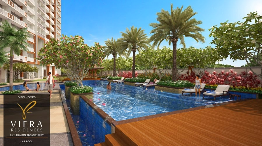 Viera Residences Lap Pool