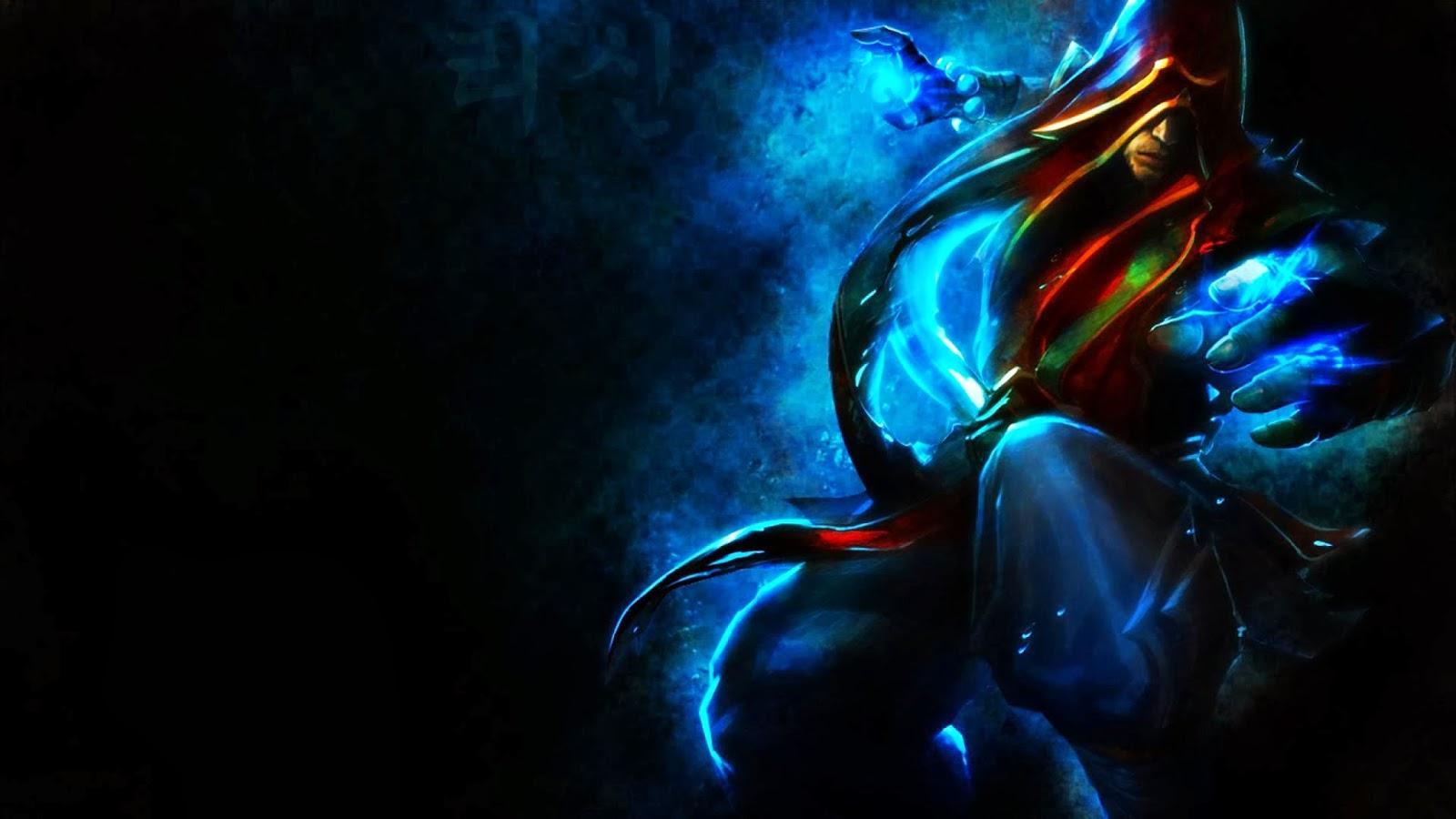 Lee Sin League of Legends Wallpaper, Lee Sin Desktop Wallpaper