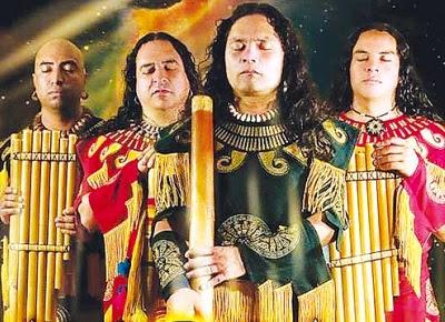Foto de Alborada con sus instrumentos