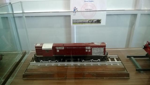 Photos of Rail Museum at Kacheguda in Hyderabad