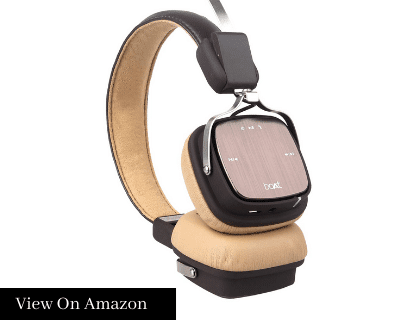 On-ear Wireless Bluetooth Headphone
